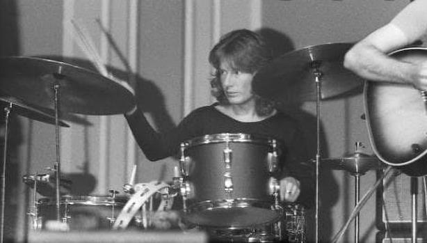 Early drumming